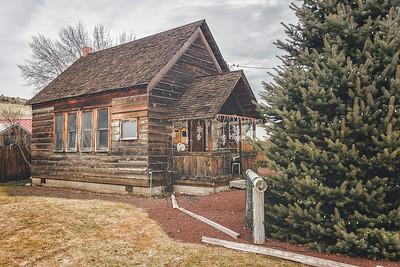 Lower Pine Creek Schoolhouse
