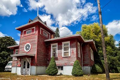 Bellevue Schoolhouse