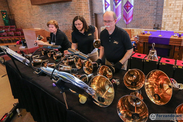 The Agape Ringers Present a Handbell Workshop