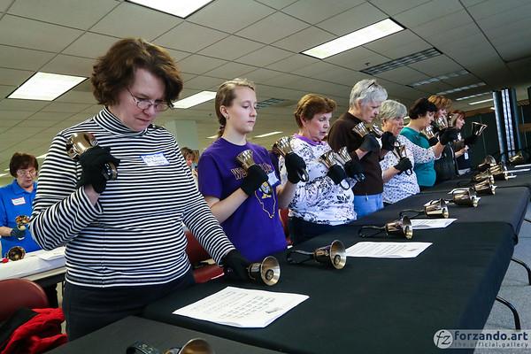 The Agape Ringers Present a Handbell Workshop