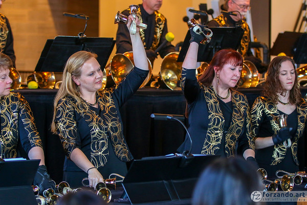 The Agape Ringers in Concert in Clarendon Hills, Illinois