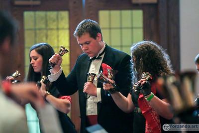 Allegro Handbell Ensemble Returns from European Tour