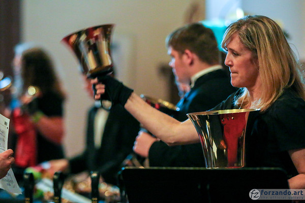 Allegro Handbell Ensemble Returns from European Tour