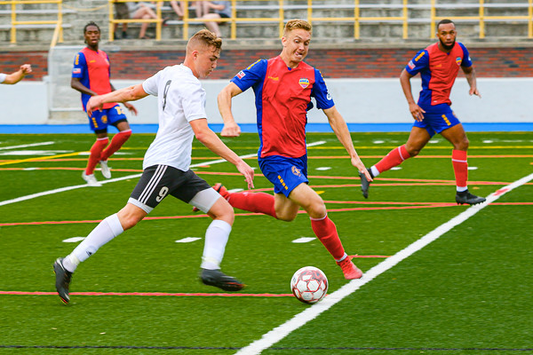 Flint City Bucks Soccer Hosts West Virginia United