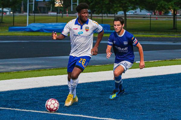 Flint City Bucks Soccer at Fort Wayne FC