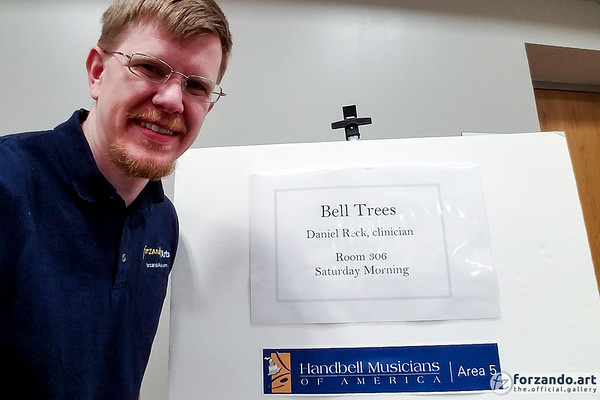 Handbell Music Educator Daniel M. Reck