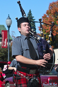 Monmouth College Pipe Band