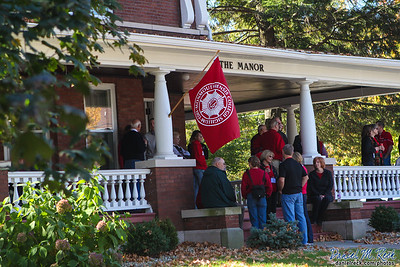 Alumni at the Manor of Monmouth College