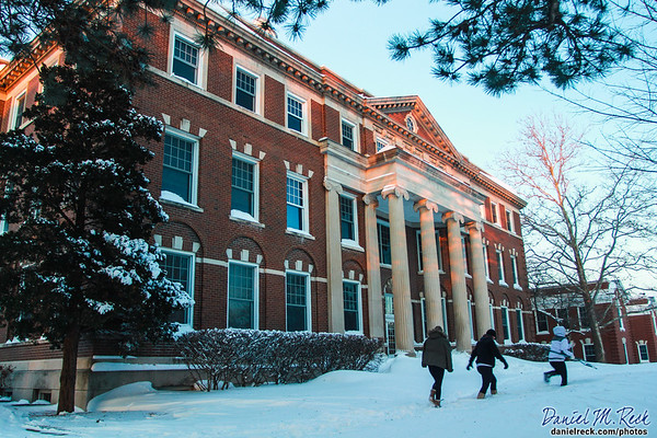 Wallace Hall Snowed In