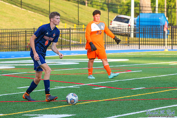 Chargers Boys Soccer vs. Linden at Atwood Stadium