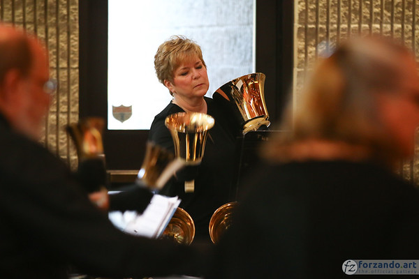 Detroit Handbell Ensemble in Concert