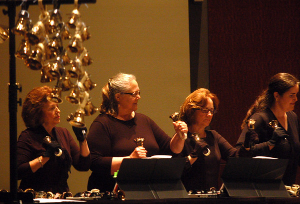 Detroit Handbell Ensemble Performs at the 2018 Handbell Musicians of America National Seminar