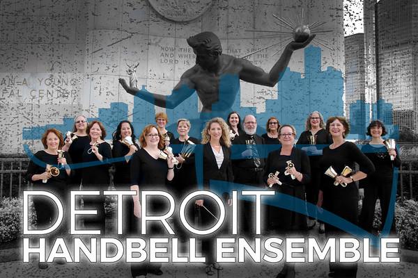 2018-2019 Detroit Handbell Ensemble