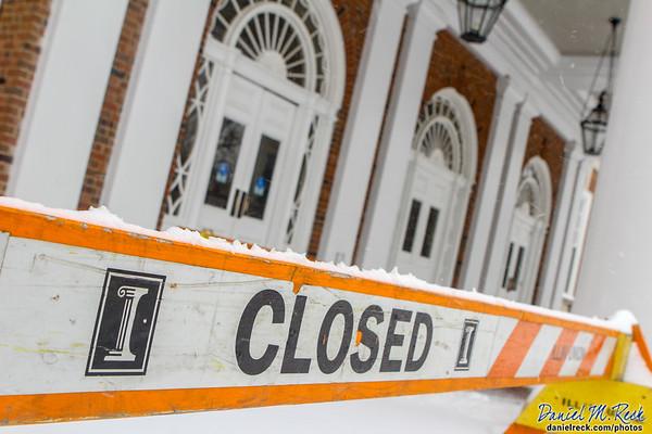Illinois is Closed