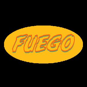 """1.5"""" Fuego"""