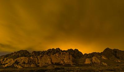 La Cueva Storm Glow
