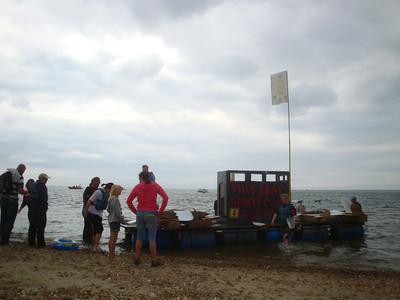 Mudeford Lifeboat Funday 2011