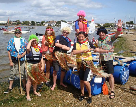 Mudeford Lifeboats Funday 2009