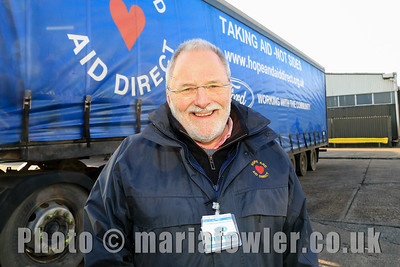 Graham Crame - Hope & Aid Direct (Harwich)