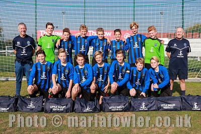 Little Oakley Youth FC U14's