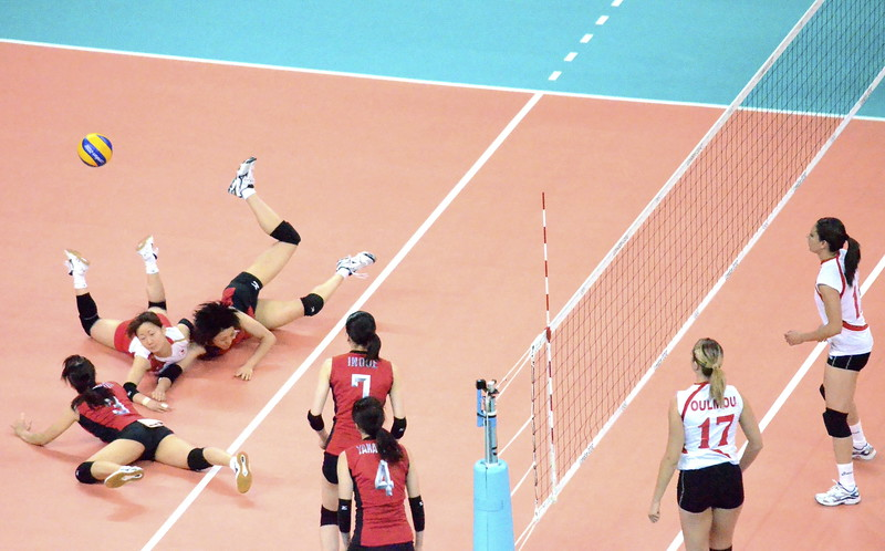 Olympic Chaos v's Calm 2012.jpg