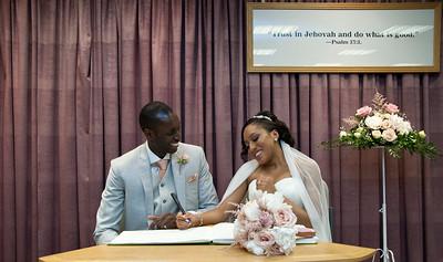 Keziah & Pierre's Wedding 028
