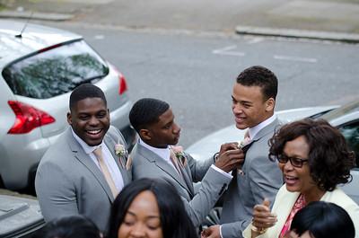 Keziah & Pierre's Wedding 001