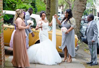 Keziah & Pierre's Wedding 011