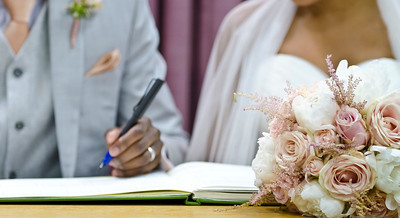Keziah & Pierre's Wedding 027