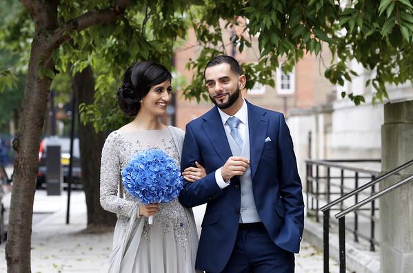 Nazia & Omar's Wedding