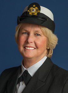 Commodore Sue Hillers