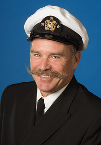 Ken Thoman Vice-Commodore Portrait