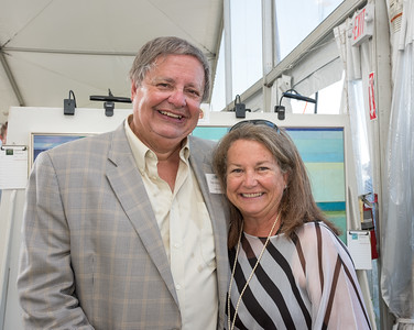 Artists Association of Nantucket Annual Art Auction Gala, Great Harbor Yacht Club, Nantucket, Massachusetts, July 13, 2019