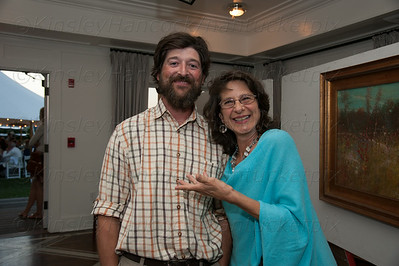 Artists Association of Nantucket Art Auction Gala, Great Harbor Yacht Club, Nantucket, MA July 12, 2014