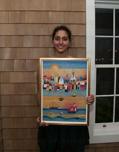 Artists Association of Nantucket Art Auction Gala, Great Harbor Yacht Club, Nantucket, MA July 12, 2014