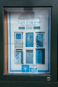 Autism Speaks Light it Up Blue