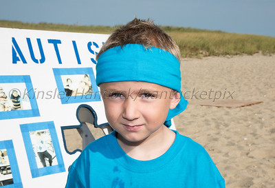 Autism Speaks Walk, Jetties Beach, Nantucket, August 15, 2015