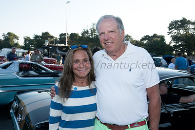 Autism Speaks Cruise Night at Don Allen Ford, Nantucket, MA, August 19, 2016