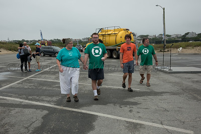 Autism Speaks Walk, Jetties Beach, Nantucket, Massachusetts, August 19, 2017