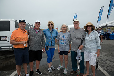 Autism Speaks Walk, Jetties Beach, Nantucket, Massachusetts, August 19, 2017