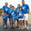 Autism Speaks Walk, Jetties Beach, Nantucket, Massachusetts, August 18, 2018
