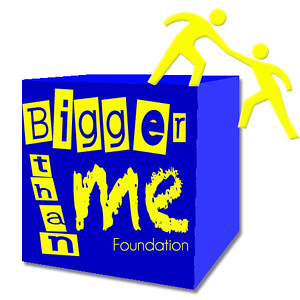 Bigger Than Me Logo