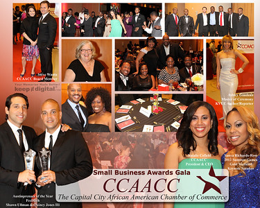 CCAACC Small Bus Awards Gala 2013