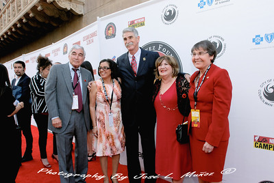 2014-03-13-113 On the Red Carpet at the Orpheum Theatre for the Cesar Chavez Movie Premiere