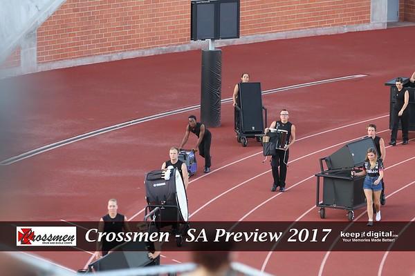 Crossmen - SA Preview 2017