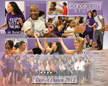 Dance Austin - Day of Dance 2012