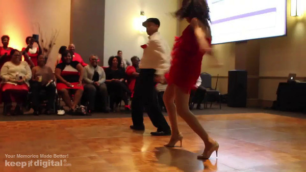 Dancing with the Deltas Vid Clips 2014
