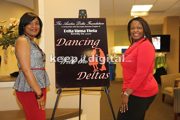 Dancing with Deltas Portraits