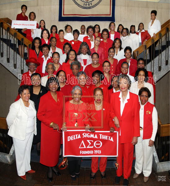 Deltas Group Photo 1-13-06