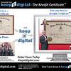 KeepitDigital_Certificate_Kappa7x5_Promo